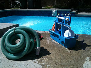 Swimming Pool Pump Repair