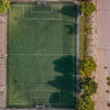 We give your Tennis ground a natural grass look. A synthetic turf composed of different colors for artificial Turf available.