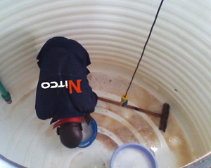 Complete Residential & Commercial Water Tank cleaning, repairing and reconstructions Services in Dubai.